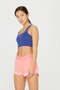 Top high support Tenth Blue para mujer